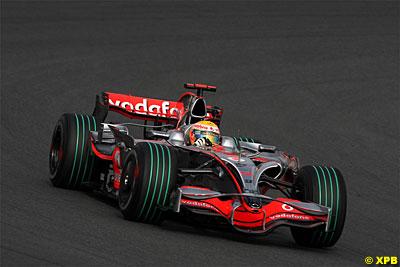 Lewis Hamilton, Saturday qualifying